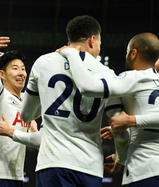 MAÇ SONUCU Tottenham 2-1 Norwich