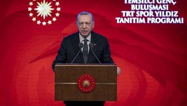 Başkan Recep Tayyip Erdoğan'dan 19 Mayıs mesajı: Gençler bu ülkenin istiklali ve istikbali içindir