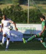 Yeni transfer Mariano maça ilk 11'de başladı