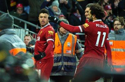 Liverpool - Manchester City maçını en iyi anlatan 80 şahane kare!