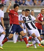 Juventus Bayern Münih'i 2-0 mağlup etti!