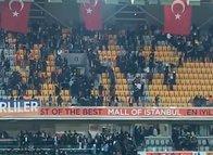 Başakşehir Trabzonspor maçında şok kavga! İşte o anlar...