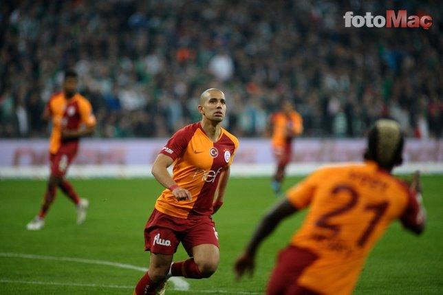 Sofiane Feghouli'den transfer açıklaması!