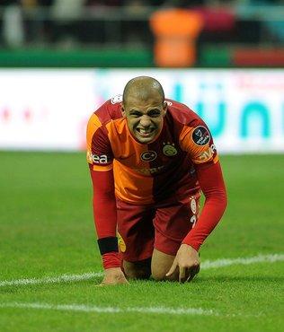 Galatasaray'dan Fenerbahçe'ye Melo göndermesi
