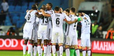 Beşiktaş golcüleriyle şampiyonluğa yürüyor