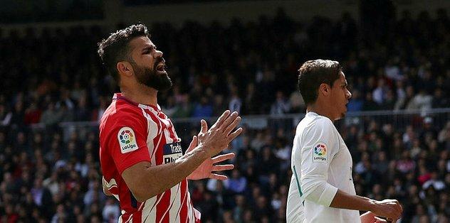 İspanya'da Diego Costa'ya vergi kaçırma suçlaması