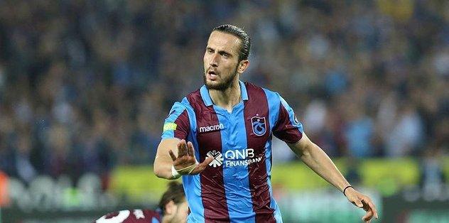 Trabzonspor Yusuf Yazıcı için yapılan ilk teklifi kabul etmedi!