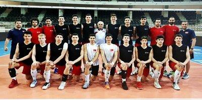 Küçük Erkekler Balkan Şampiyonası