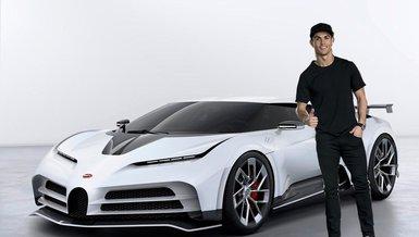 Ronaldo sınırlı sayıda üretilen arabaya servet ödedi