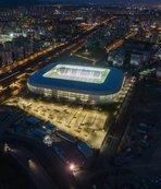 Ankara'nın yeni stadı yarın kapılarını açıyor