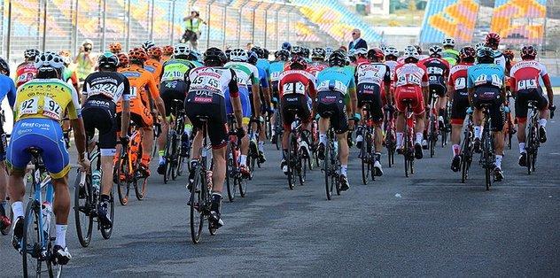 İstanbul, 54'üncü Cumhurbaşkanlığı Bisiklet Turu'nun finali için hazır
