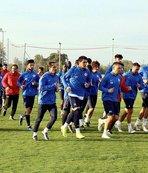 Antalyaspor Trabzonspor maçı hazırlıklarına başladı