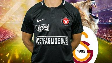 Son dakika spor haberi: Galatasaray'da savunmaya Viking! Hedefteki isim Erik Sviatchenko