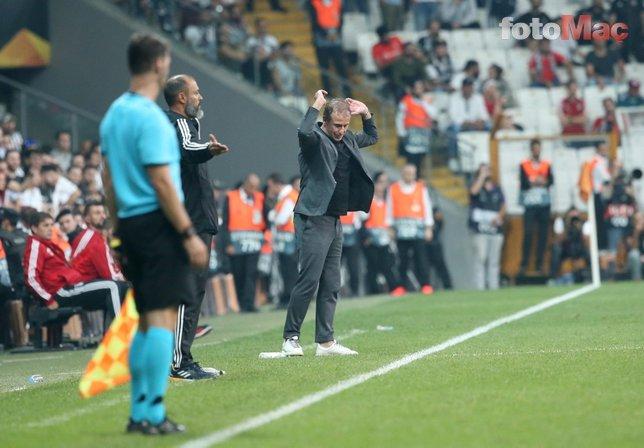 Beşiktaş'ta kriz büyüyor! Abdullah Avcı'dan sert tepki