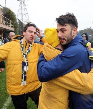 Fenerbahçeli taraftarlar derbi sözü aldı