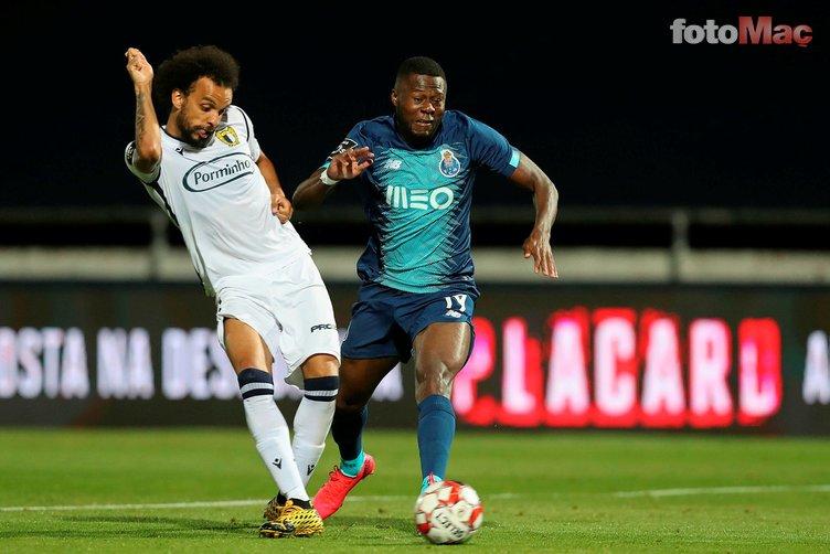 Fenerbahçe'de sol kanada Fabio Martins