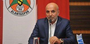 Alanyaspor başkanlığına yeniden Hasan Çavuşoğlu seçildi