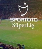 İşte Süper Lig'de haftanın programı