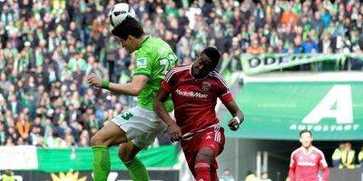 Wolfsburg rahat kazandı