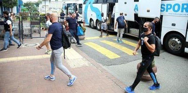 Trabzonspor'a taraftar morali! Denizli maçı öncesi... - Futbol -