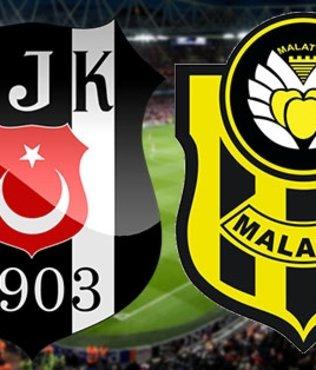 Beşiktaş-Yeni Malatyaspor | CANLI ANLATIM