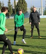 Akhisarspor Beşiktaş maçına hazır