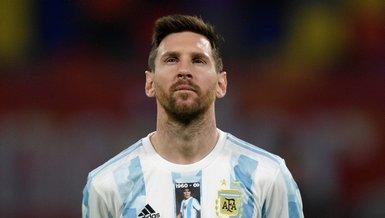 Messi'ya davet