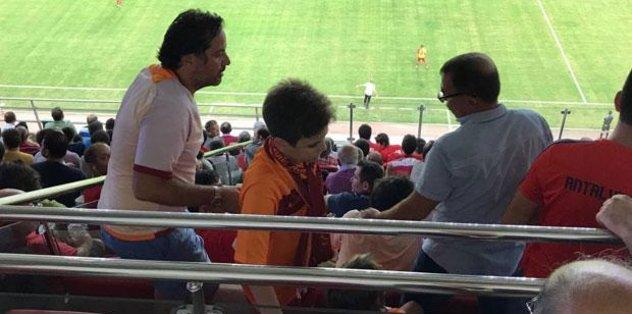Galatasaray 'Yiğit'ine sahip çıktı!