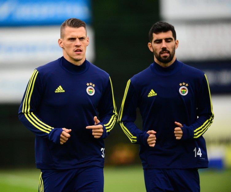 Fenerbahçeli yıldızla yollar ayrılıyor!