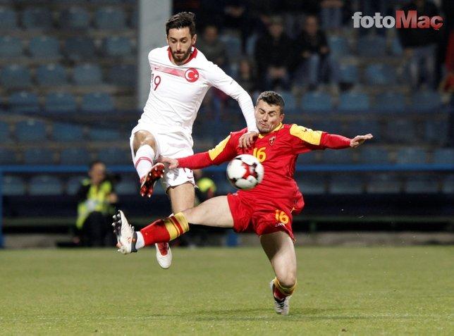 Galatasaray'da Belhanda'nın yerine Yunus Mallı geliyor!