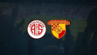 Antalyaspor - Göztepe | CANLI