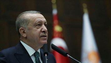 Başkan Erdoğan'dan Ata sporlarına destek mesajı!