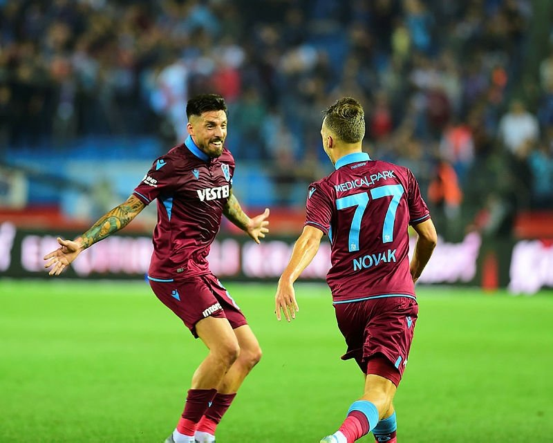Trabzonspor'da Sosa ve Novak müjdesi - Futbol -