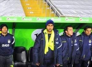 Fenerbahçe - Ankaragücü (TSL 16. hafta)