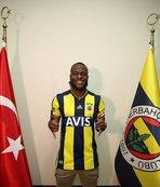 """Victor Moses: """"Fenerbahçe'de olduğum için çok mutluyum"""""""