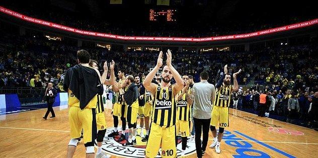 Fenerbahçe'nin konuğu Sakarya