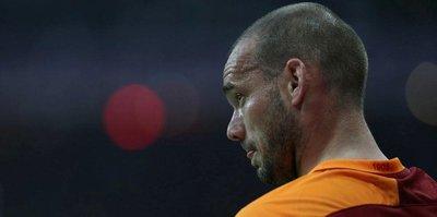Sneijder'den rest