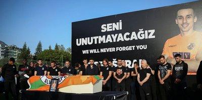 Alanyaspor Josef Sural'ı unutmadı! Kaza öncesi çekilen kare ortaya çıktı