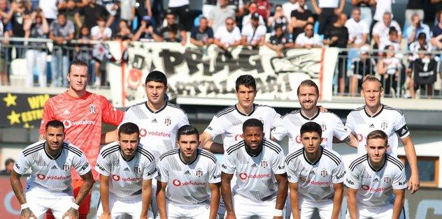 MAÇ SONUCU Beşiktaş 0-2 Brescia MAÇ ÖZETİ