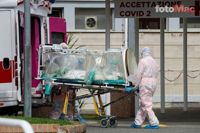 İşte Avrupa'da corona virüsünün yayılımına neden olan maç ve o trajik hikaye!