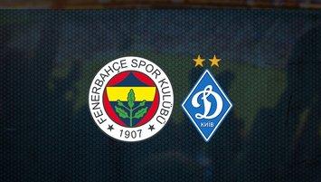 Fenerbahçe hazırlık maçı ne zaman? Fenerbahçe - Dinamo Kiev maçı saat kaçta ve hangi kanalda canlı yayınlanacak?