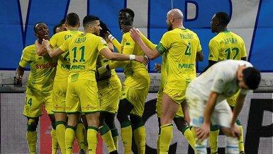 Marsilya 1-3 Nantes | MAÇ SONUCU