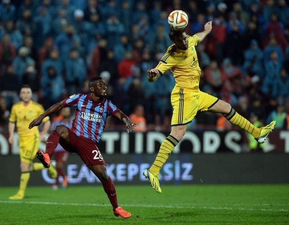 Trabzonspor-M.Kharkiv