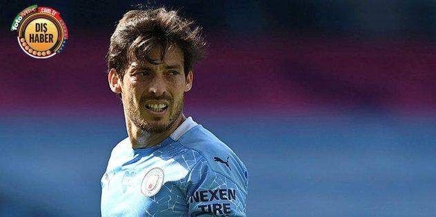 Galatasaray'ın da istediği David Silva'nın yeni takımı belli oldu! - Futbol -