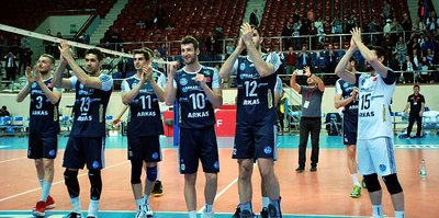 Arkas Spor'da hedef şampiyonluk