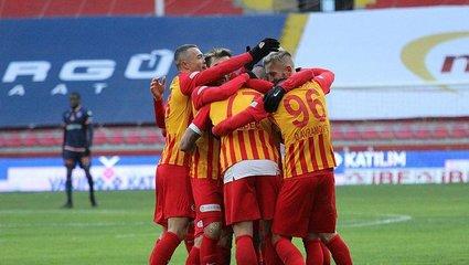 Kayserispor  Başakşehir 2-0 (MAÇ SONUCU - ÖZET)