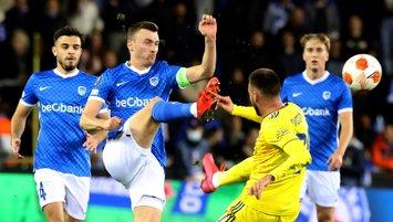 Dinamo Zagreb Genk'i rahat geçti