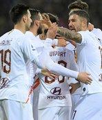 7 golün atıldığı maçta kazanan Cengiz'li Roma!