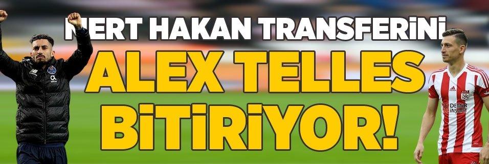 G.Saray'da Mert Hakan transferini Alex Telles bitiriyor!