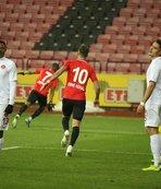 Eskişehir 3 puanı 3 golle aldı